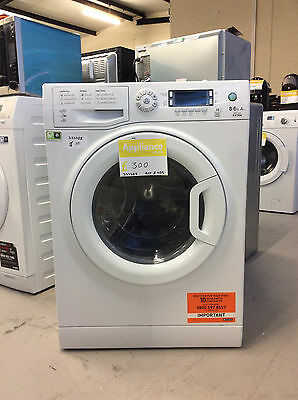 Hotpoint WDXD8640P Aquarius 8Kg/6Kg 1400 Spin Washer Dryer UK DELIVERY #333328