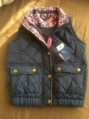 Childrens Horse Riding Gilet Age 5-6 Years