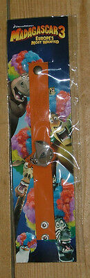 Dreamworks Madagascar 3 Wilbur the Warthog character band promotional item, new