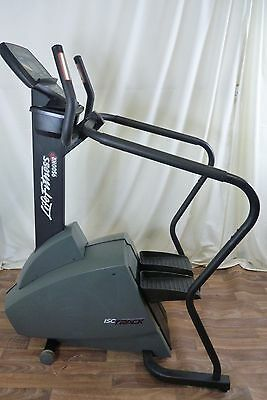LIFE FITNESS 9500Si  step machine Stepper DELIVERY AVAILABLE