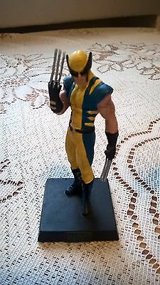 Eaglemoss Classic Marvel Figurine Collection Wolverine X-Men