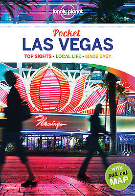 Lonely Planet POCKET GUIDE LAS VEGAS 4 (Travel Guide) - BRAND NEW PAPERBACK