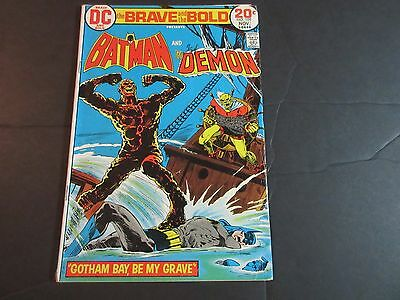 The Brave and the Bold #109 (Oct-Nov 1973, DC) The Demon!