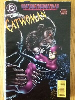 Catwoman issue 27 (VF) from December 1995 - postage discounts apply