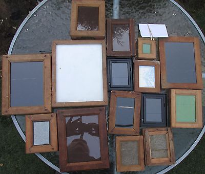 15 Victorian photo printing frames steam punk largest 7,25 by 9.5 inch Jaynay