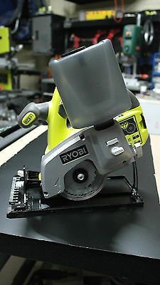 """RYOBI ONE+ 18V CORDLESS 4""""(105mm) WET/DRY TILE SAW - ONLY 2 WEEKS OLD"""