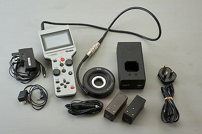 Rollei LensControl S electronic shutter, size 0, charger, 2 batteries 6000/6008