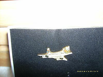 Rupert Police Charity Pin Badge  - Concorde 2004