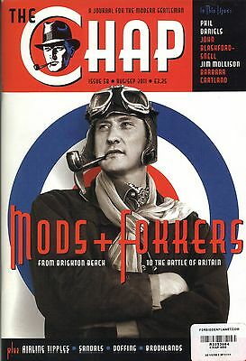 The Chap magazine issue #58 (August-September 2011)