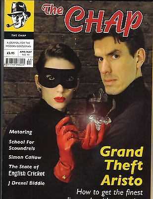The Chap magazine issue #44 (April-May 2009)