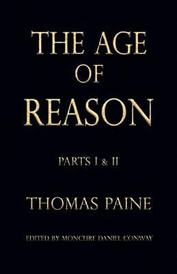 The Age of Reason by Thomas Paine Paperback Book (English)
