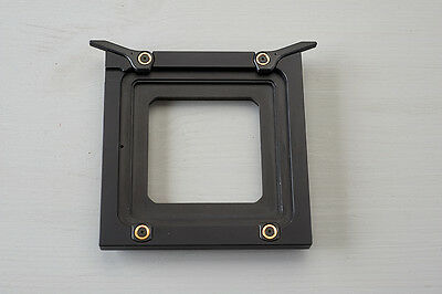 Base adapter for Rollei X-act2 back, 6000, technical camera