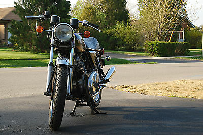 1974 Norton Roadster  1974 Norton 850