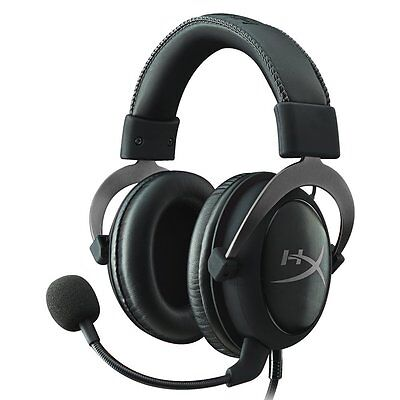 HyperX Cloud II Gaming Headset with Micro for PC/PS4/Mac/Mobile Surround 7.1