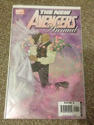 Marvel Comics - the new avengers annual - One Shot - Great Condition