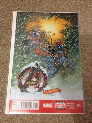 Marvel Comics - avengers annual - One Shot - Great Condition