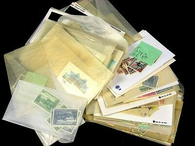 NORFOLK ISLANDS, Excellent Accumulation of Mint Stamps in glassines/stock cards