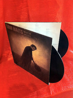 tom waits mule variations come nuovo doppio vinile anti/epitaph 1999
