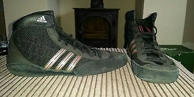 Adidas Wrestling/Boxing boots