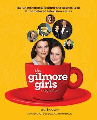 The Gilmore Girls Companion by A.S. Berman Paperback Book (English)