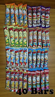 UMAIBO 8kinds A total 40 Bars From Japan Free shipping