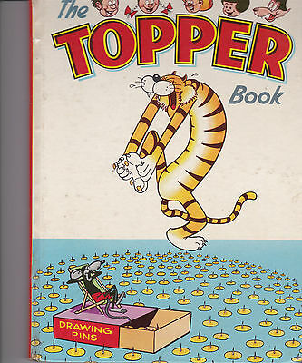 The Topper Annual Book 1963 - GOOD CONDITION