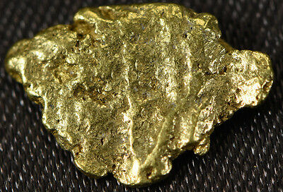 #140 Alaskan-Yukon BC Natural Gold Nugget 1.14 Grams Genuine
