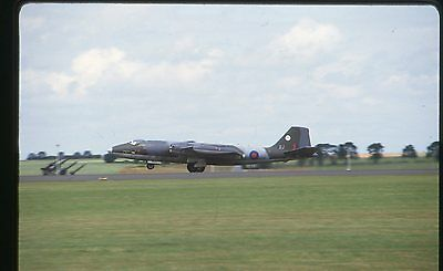 2 Aircraft Slides of English Electric Canberra WE113 'BJ'