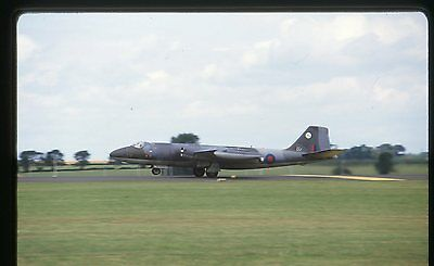 1 Aircraft Slide of English Electric Canberra WH848 'BD'