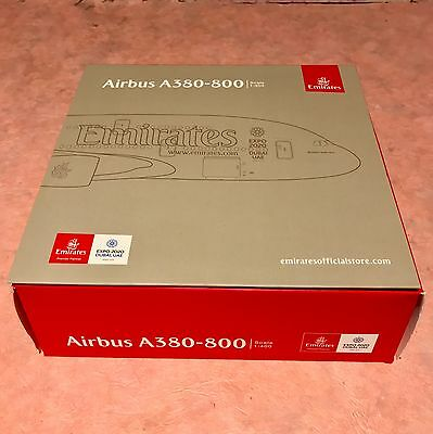 Emirates 1:400 Airbus A380-800 EXPO 2020 Edition