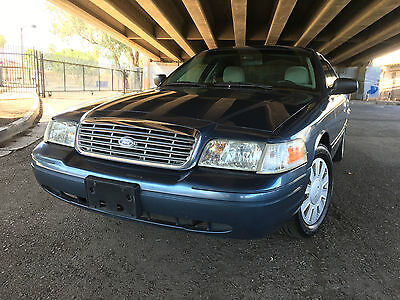 2008 Ford Crown Victoria  Very Nice Clean Ford Crown Victoria Admin Unit!
