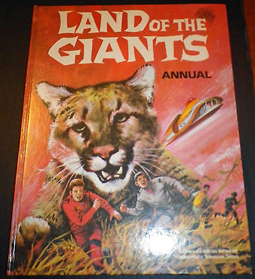 Land of the Giants  Annual, 1969, Unclipped. VGC