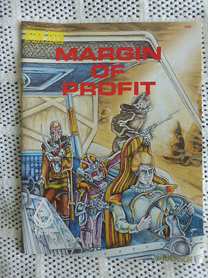Margin of Gain for Star Trek The Role Playing Game by Games Workshop FASA