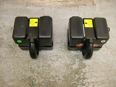 Quingo Air Mobility Scooter Battery Packs With Brand New Batteries.