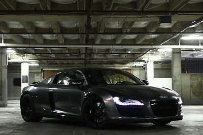 2008 Audi R8 Base Coupe 2-Door 2008 Audi R8 - CLEAN ONE OWNER CARFAX - FREE SHIPPING!!!
