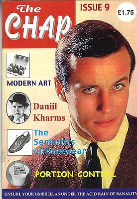 The Chap magazine issue #9