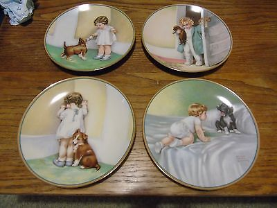 The Hamilton Collection Plates