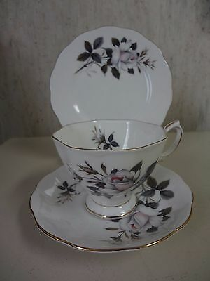 6-Royal Albert Queen's Messanger Cup & Saucer Sets + 6 Underplates=18 Pieces