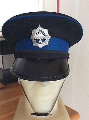 police cap - Netherlands Dutch State Police 60s/70s