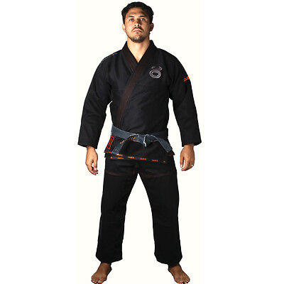 Jaco Performance BJJ GI - A5 - Black