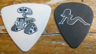 2 Official OF MICE & MEN GUITAR PICKS