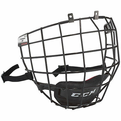NEW CCM 580 Hockey Cage Facemask Black