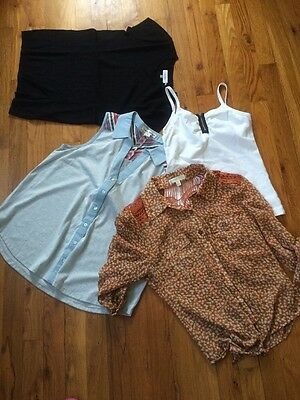 Lot Of Girl Clothing Size 14 High End Brands EUC/Hard*Tail