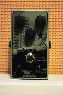 Fredric Effects - Green Russian Muff Fuzz Pedal
