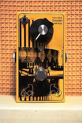 Fredric Effects - Dresden Synth Fuzz Guitar Pedal