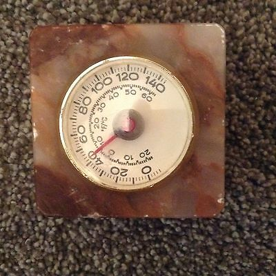 vintage thermometer Man cave must have