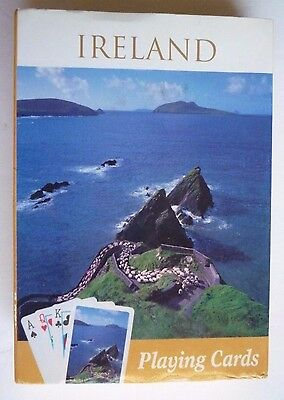 Ireland Playing Cards Single Deck SEALED