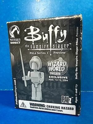 Palisades Direct Buffy the Vampire Slayer Palz, 2004 Wizard World Exclusive