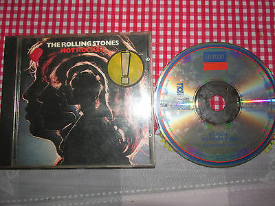 "cd  the rolling stones "" hot rocks"""