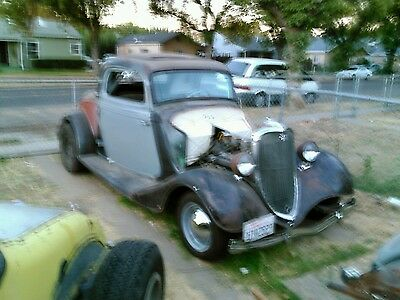 1934 Ford Other  1934ford steel 3 window coupe